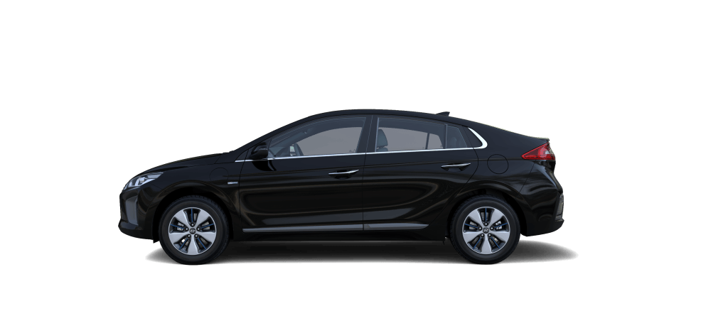 Hyundai IONIQ Plug-in Hybrid Phantom Black