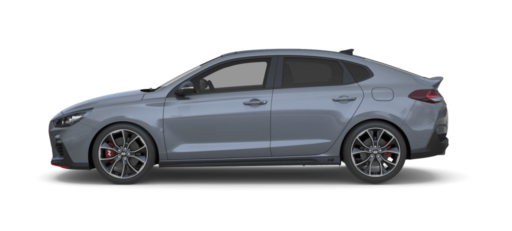 Hyundai i30 N Fastback Shadow Grey