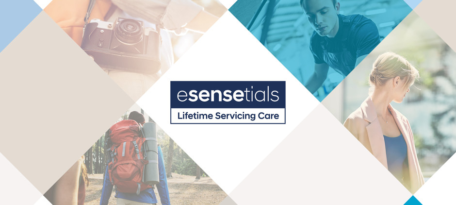 eSENSEtials SERVICING
